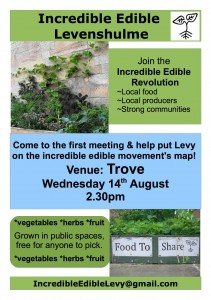 Incredible Edible Levenshulme
