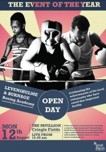 Levenshulme & Burnage Boxing Academy Open Day