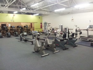 new levy gym 1