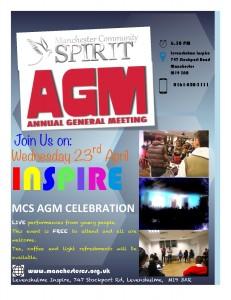 MCS AGM 2014